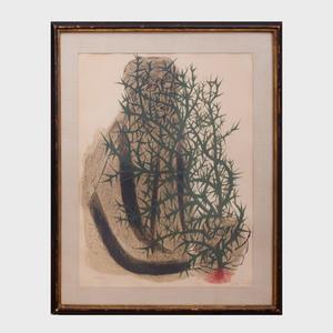 Ben Shahn (1898-1969): Blind Botanist