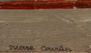 PIERRE COURTIN (1921-2012): REJETÉS PAR LA NUIT