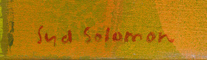 SYD SOLOMON (1917-2004): SOLARGOLD
