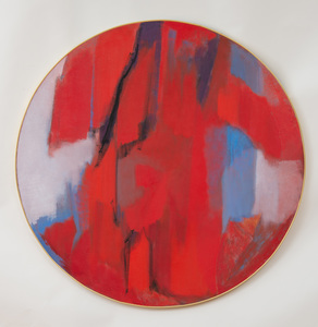 CLEVE GRAY (1918-2004): TARQUINIA #2