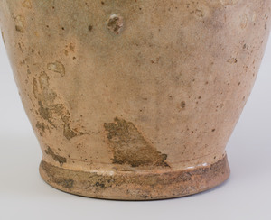 Chinese Celadon Glazed Funerary Vessel
