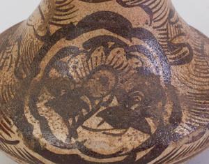 Chinese Cizhou Bottle Vase