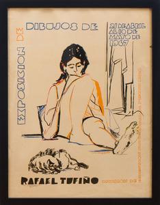 AFTER RAFAEL TUFINO (1922-2008): EXPOSICION DE DIBUJOS DE RAFAEL TUFINO