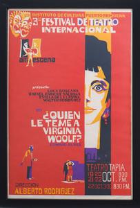 RAFAEL TUFINO (1922-2008): QUIEN LE TEME A VIRGINIA WOOLF