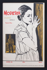 LORENZO HOMAR (1913-2004): MODESTA