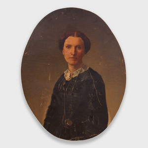 European School: Portrait of a Woman