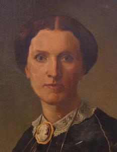 European School: Portrait of a Woman