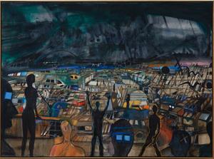 JOHN HULTBERG (1922-2005): APOCALYPSIA
