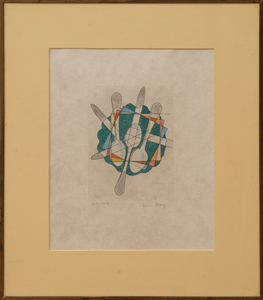 MAN RAY (1890-1976): ELECTRO MAGIE I; AND ELECTRO MAGIE II