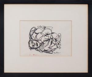 BEN SHAHN (1898-1969): FUTILITY