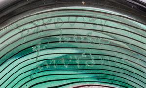 BAROVIER & TOSO MURANO INTERNALLY DECORATED GLASS VASE