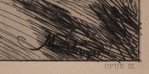 Max Klinger (1857-1920): Erste Zukunft, from Opus III