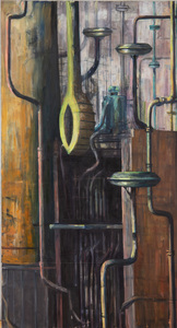 MEDRIE MACPHEE (b. 1953): IN CINNABAR DREAMS