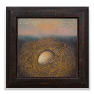 Carol Anthony (b. 1943): Golden Egg Moon Nest