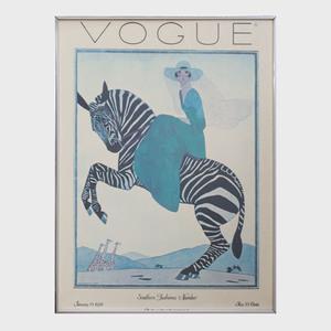 20th Century School: Vogue Cover