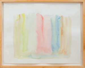 DONALD KAUFMAN (b. 1935): UNTITLED: A GROUP OF FOUR