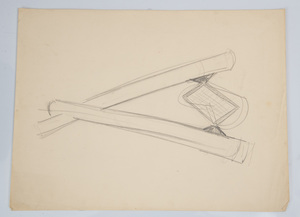 MARK DI SUVERO (b. 1933): UNTITLED FOR DOCUMENTA '68