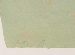 DAVID HOCKNEY (b. 1937): STUDY OF BYRON
