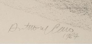 ANTHONY CARO (1924-2013): UNTITLED