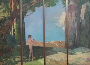 Maurice Molarsky (1885-1950): The Pipes of Pan