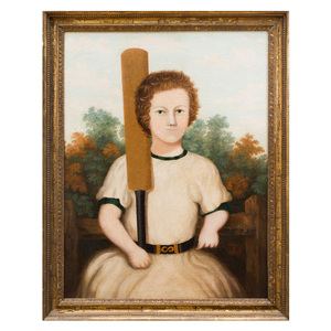English School: The Young Cricketer