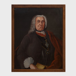 Johann Nicolaus Daniel Herle: Johannes Fridericus Von Degenfeldt