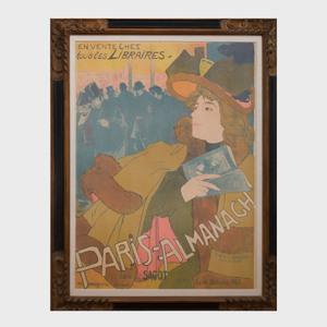 Georges de Fure (1868-1928): Paris-Almanach