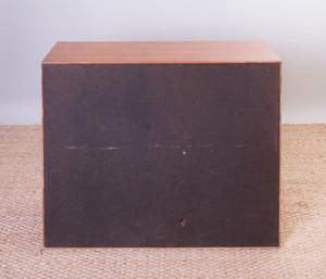 George Nelson Oak Cabinet, for Herman Miller