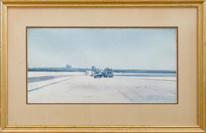 JONATHAN JANSON (b. 1950): CAUSEWAY