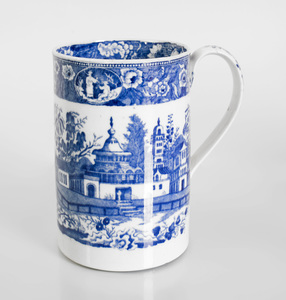 Group of Blue and White Porcelain