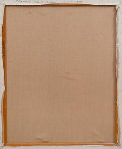 Greta Thyssen (1927-2018): Laying Nude with Pillow
