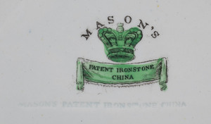 Mason's Ironstone Part Service