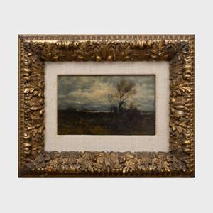 Marion Freeman Wakeman (1891-1953): Northampton Landscape