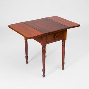 Late Federal Pembroke Table