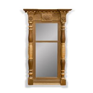 Classical Giltwood Pier Mirror