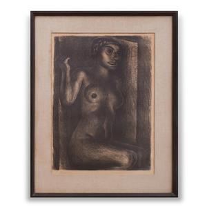 David Alfaro Siqueiros (1896-1974): Untitled