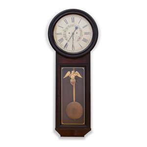 American Rosewood Wall Clock