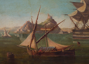 European School: Leaving the Harbor