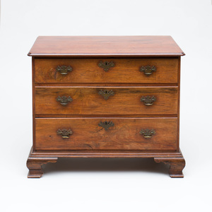Chippendale Walnut Chest of Drawers