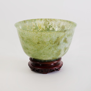 Chinese Hardstone Bowl