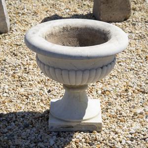 Marble Garden Urn