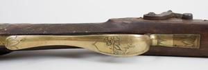 American Brass and Silver Percussion 32 Caliber