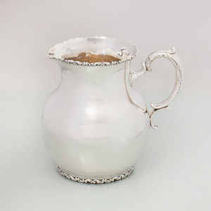 Whiting Manufacturing Co. Silver Five Piece Tea and Coffee Service