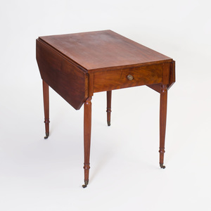 Late Federal Mahogany Pembroke Table