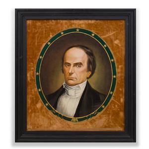 American School: Portrait of Daniel Webster