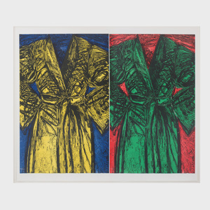 Jim Dine (b. 1935): Kindergarten Robes