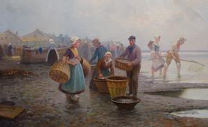 F. Münsterfeld: Low Tide
