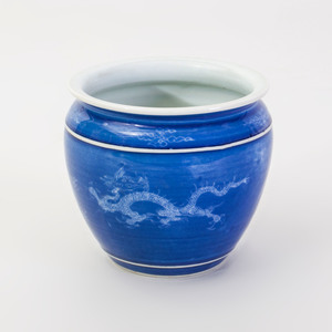 Chinese Blue and White Porcelain Jarlet