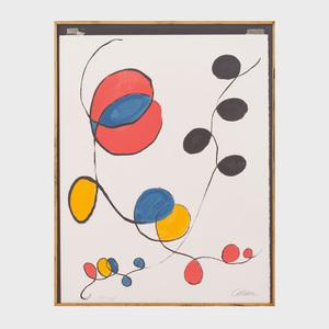 Alexander Calder (1898 - 1976): Composition