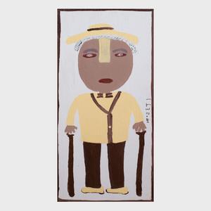 20th Century School: Man in a Yellow Hat